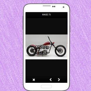 Moto Cafe Racer - náhled