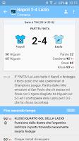 Screenshot of Biancocelesti News