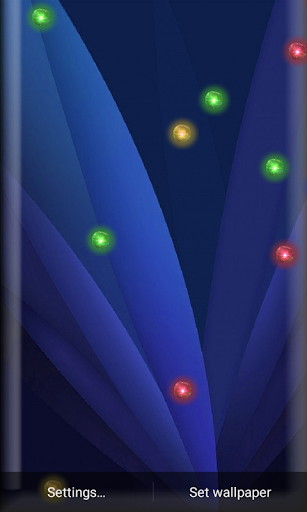 Z4 Abstract Live Wallpaper