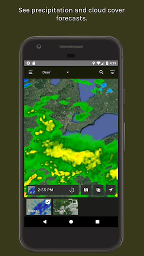 ScoutLook Hunting App: Weather & Property Lines  screenshots 8