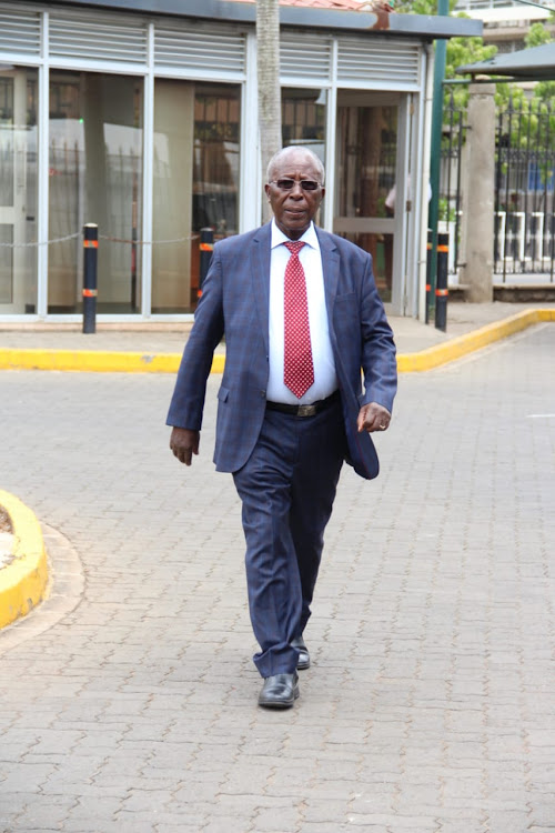 Kisii Senator Sam Ongeri, who is the committee chair, issued the warning on Friday.