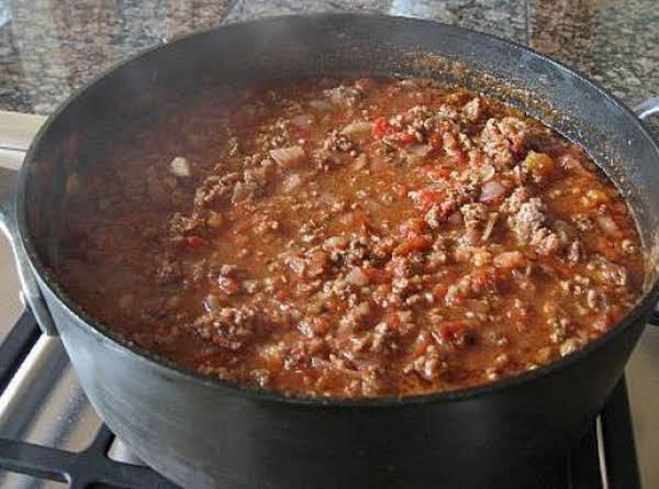Chili For Everybody Recipe