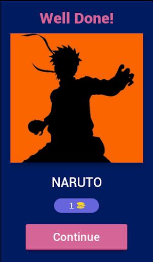 Guess The Character: Naruto 3.13.7z screenshots 2