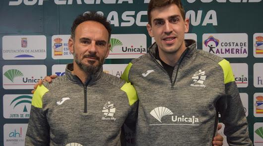 Berenguel y Almansa presentan la Copa 2020