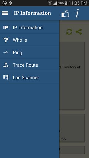 IP Tools : My IP