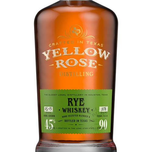 Logo for Yellow Rose Straight Rye