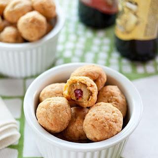 Cheddar Olives.