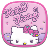 Hello Kitty CM Launcher Theme