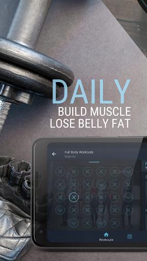 Home Workout - Fitness & Bodybuilding 1.2.6 Screenshots 3