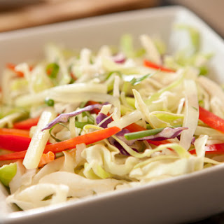 Asian Cole Slaw