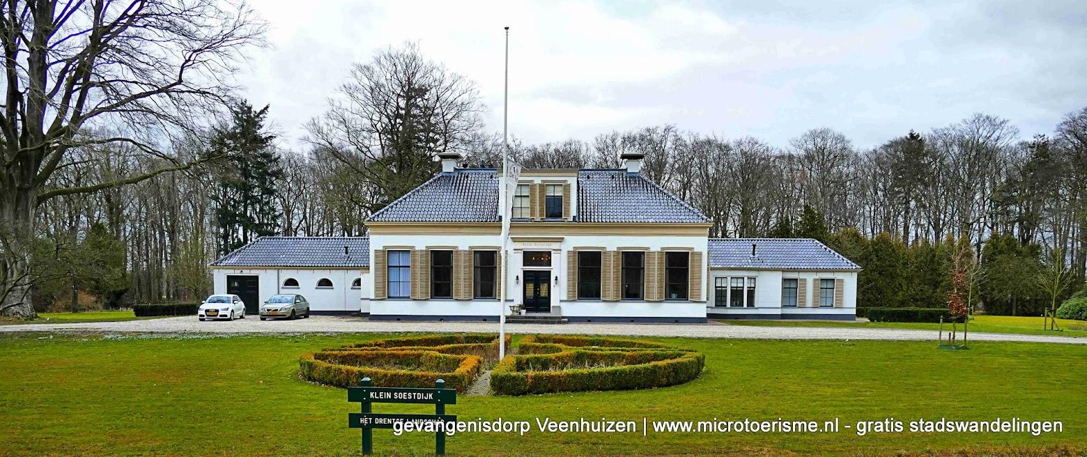 Aangeboden door: Stichting Microtoerisme InZicht Fotoblog Veenhuizen Woning directie vaart