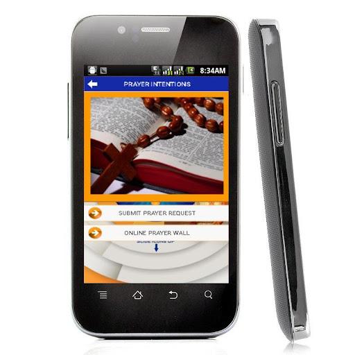 Catholic Bulletin App Report on Mobile Action - App Store
