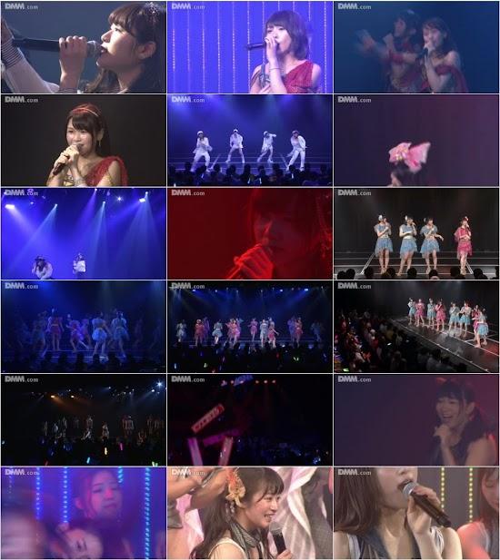 (LIVE)(公演) NMB48 チームBII「逆上がり」公演 160511
