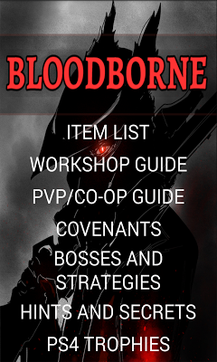 Game Guide for Bloodborne - screenshot