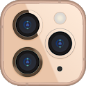 Selfie Camera for iPhone 11  – iCamera IOS 13 icon