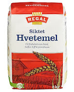 Regal Hvetemel 2 kg
