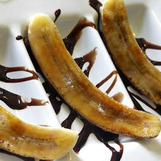 Bananas Brûlée.