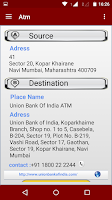 Screenshot of Place Identifier