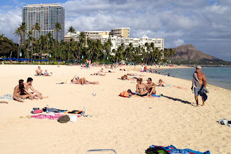 Photo: Oahu beach time http://ow.ly/caYpY