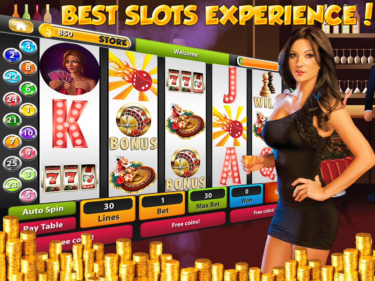 Wicked slots