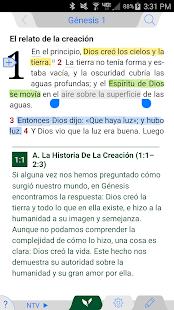 Biblia de Estudio Diario Vivir - náhled