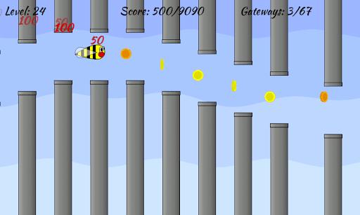 Crazy Bee! apkdebit screenshots 1