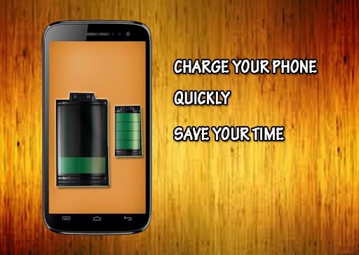 Faster Battery Charger