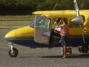 Photo: Korkmadan bu uçağa binilir mi? Inter-island planes.