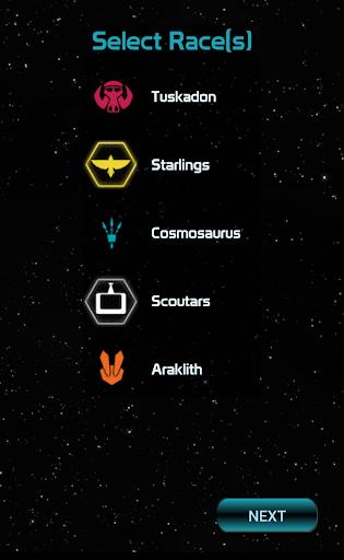 Stellar Leap Scorepad