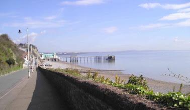 Photo: Penarth Promenade