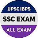 SSC IAS IBPS UPSC Govt Exams icon