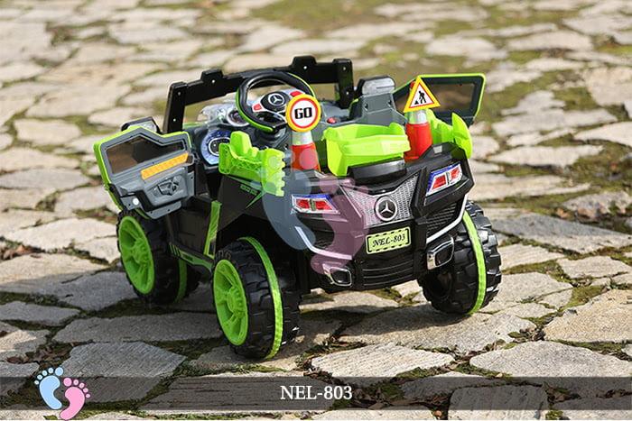 Xe oto điện cho bé NEL-803 7
