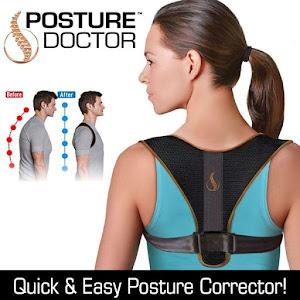 Corector postura spate, indreptare coloana, Posture Doctor