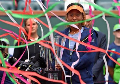 Naomi Osaka verbaast vriend en vijand met toernooizege op Indian Wells tegen al even verrassende Daria Kasatkina