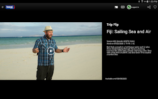 Screenshot of Watch Travel Channel