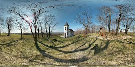Photo: Kaple navštívení Panny Marie na kopci Klobouk