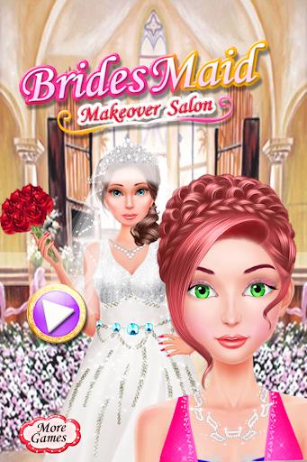 Bridesmaid Makeover Salon
