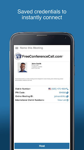 Free Conference Call download 2