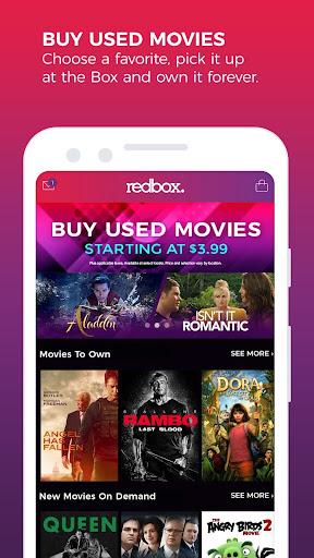 REDBOX: Rent, Stream & Buy screenshots 3