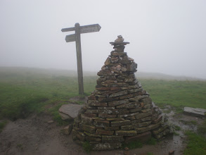 Photo: From Ling Gill to Hawes: over Carn Woodlands