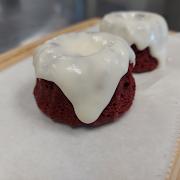 2 Mini Bundt Cakes