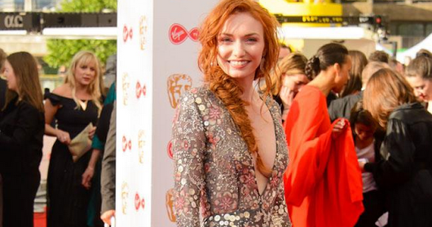 Eleanor Tomlinson would be 'upset' with Aidan's big pay packet