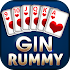 Gin Rummy Free - Best 2 Player Card Games