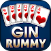 Gin Rummy Free - Best 2 Player Card Game Icon