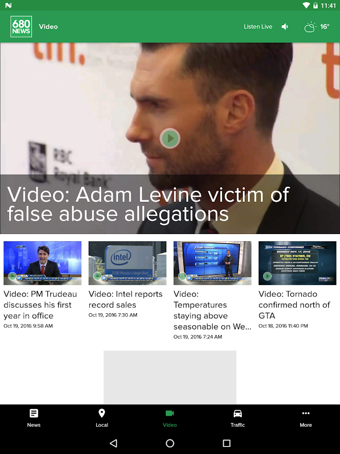 680 NEWS- screenshot