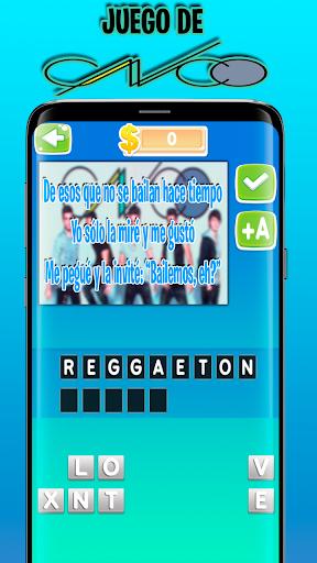 CNCO ud83dude0d Adivina Canciones CNCO Juego de cncowners android2mod screenshots 1