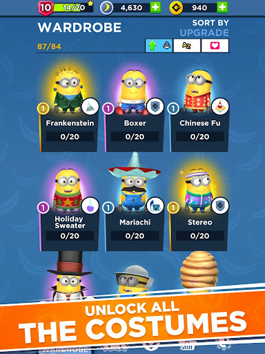 Minion Rush: Despicable Me Official Game apkpoly screenshots 8