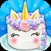Unicorn Food - Sweet Rainbow Cake Desserts Bakery icon