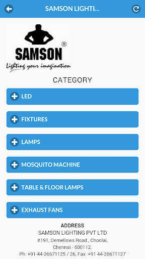 Samson LED