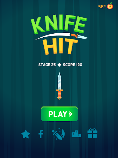 Knife Hit for PC